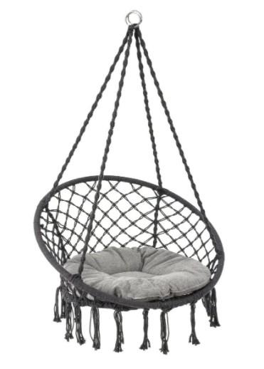 sillas colgantes hamacas