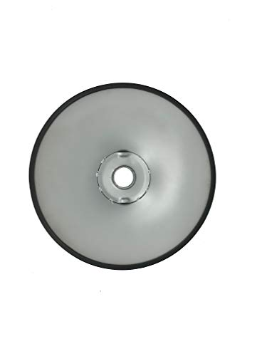 HNNHOME - Taburete giratorio de piel sintética, para desayuno, cocina, taburete de bar o pub