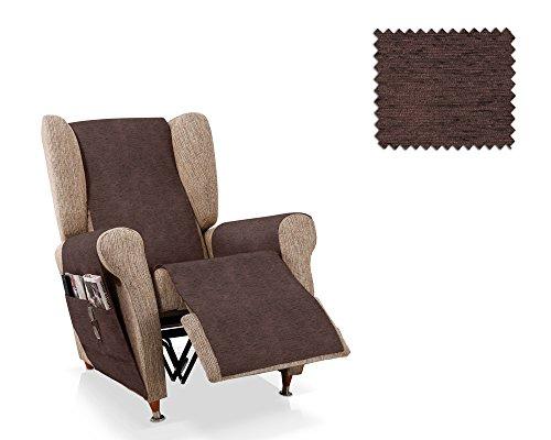 JM Textil Cubre sillón Relax Biggie Tamaño 1 Plaza (55 Cm.), Color 17