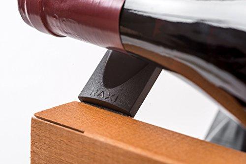 "Botellero de madera RAXI ""Classic"", W12"