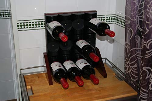 Botellero 12 Botellas Vino