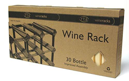 TRABO WINE0100 Botellero Botelleros, 52 cm, 23 cm, 52 cm Tamano
