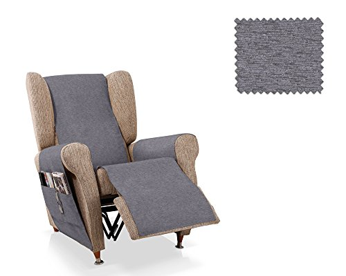 JM Textil Cubre sillón Relax Biggie Tamaño 1 Plaza (55 Cm.), Color 26