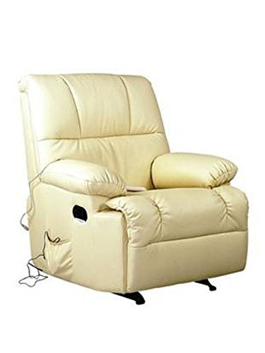 Silla de relajación y masaje con calor lumbar