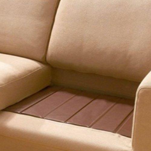 Base para sofá 3plazas o colchón de 140/180, de fibra de madera, fabricada en Francia, tela, Gris, Canapé 2 places 48 X 110 cm