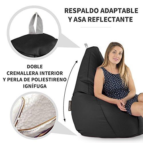 HAPPERS Puff Pera Estampado para niño Amazonas XL