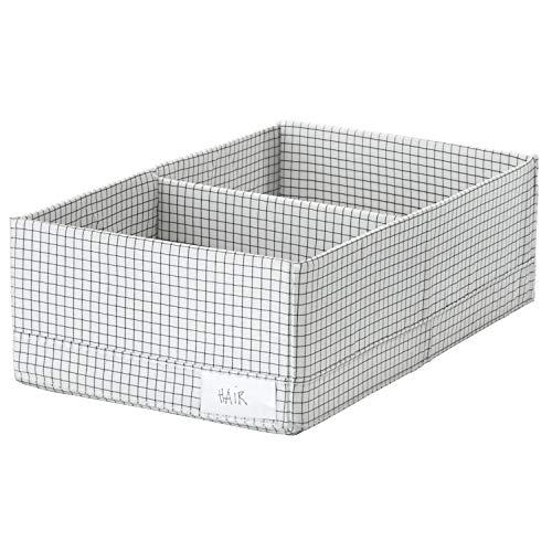 Cómoda de 3 cajones KULLEN de IKEA, para el dormitorio, en color blanco