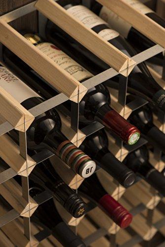 TRABO WINE0120 botellero - botelleros (52 cm, 23 cm, 23 cm)
